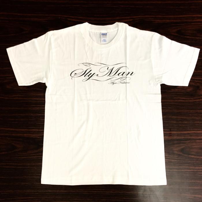 SLYMAN Tシャツ(白・S)