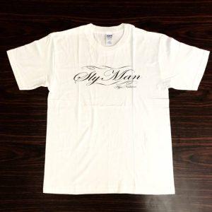 SLYMAN Tシャツ(白・XL)