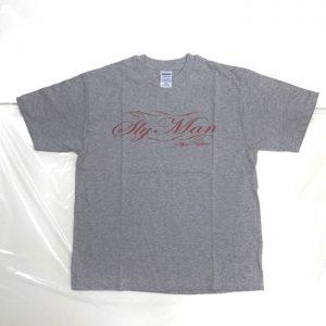 SLYMAN Tシャツ(グレー・S)