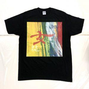 リバース T-SHIRT(ブラック・XL)