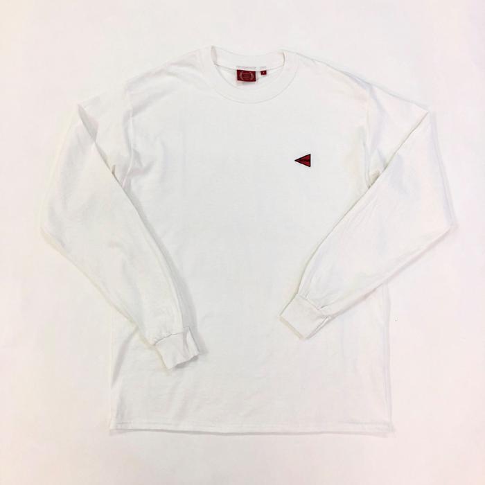 ロングTシャツ(白・M)