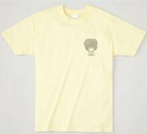 いがぐりTシャツ ライトイエロー(サイズS)