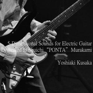 エレクトリック・ギターのための多次元音響