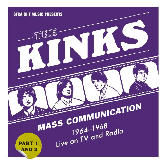 マス・コミュニケーション - TV & ラジオ・ライブ 1964 - 1968