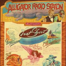 アリゲーター・ラジオ・ステーション