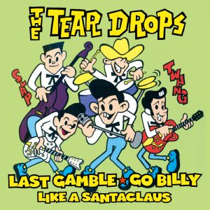 Last Gamble★Go Billy / Like a Santaclaus