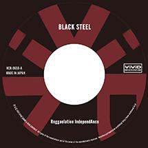 ブラック・スティールC/W アイアン・マン・スタイル