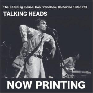 ザ・ボーディング・ハウス サンフランシスコ 1978