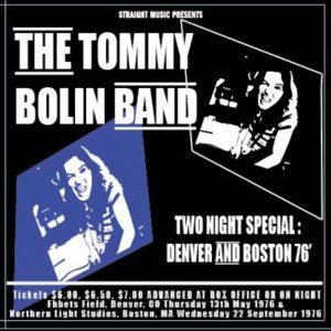 トゥー・ナイト・スペシャル - デンバー・アンド・ボストン'76
