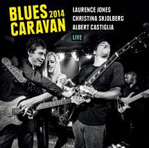 ブルース・キャラヴァン2014(CD+DVD)