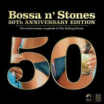 ボッサン・ストーンズ1+2(2CD)