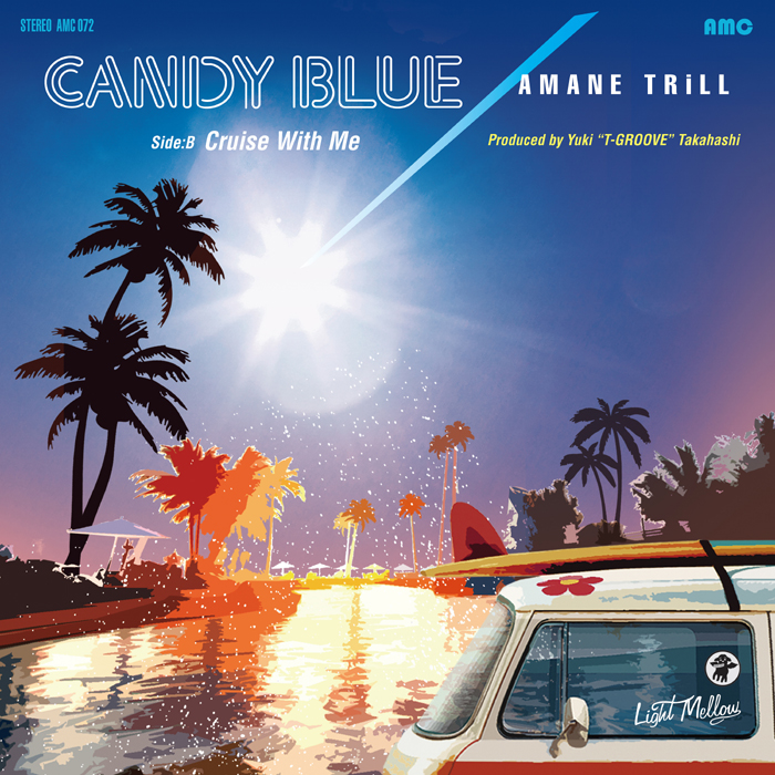 CANDY BLUE / Cruise With Me