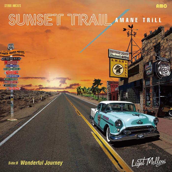 SUNSET TRAIL / Wonderful Journey