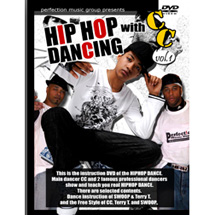 HIPHOP DANCING WITH CC VOL.1