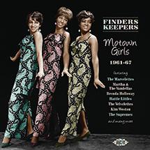 ファインダーズ・キーパーズ モータウン・ガールズのお蔵出し1961-1967