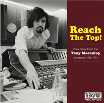 トップをねらえ?あなたの知らないトニー・マコウレイ名曲集1965-1974