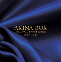 AKINA BOX - SACD/CD HYBRID EDITION